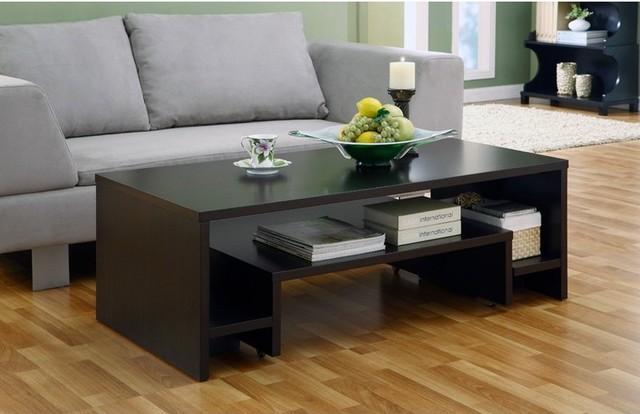 Мебель трансформер - журнальный столик