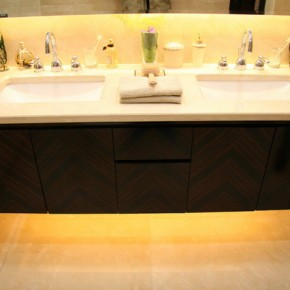 Ремонт ванной – фото 237