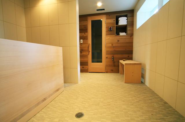 сауна в квартире фото 3