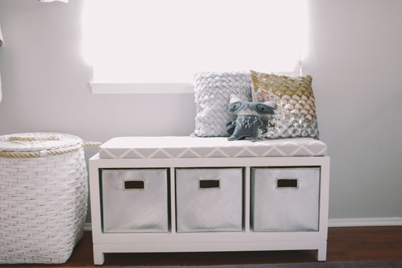 безопасная мебель в детской новорожденного малыша