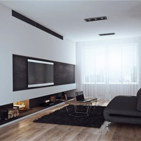 Гостиная комната – фото 126