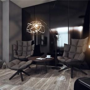 Дизайн гостиных – фото 127