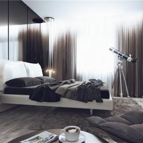 Дизайн спальни – фото 128