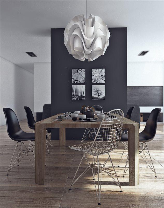 интерьер столовой