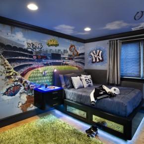 Детская комната дизайн – фото 194