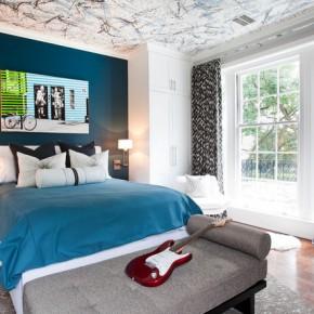 Дизайн спальни – фото 200