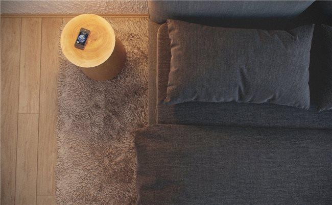 Современная квартира - спальня