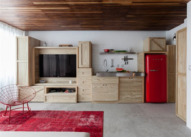 кухня малогабаритной квартиры