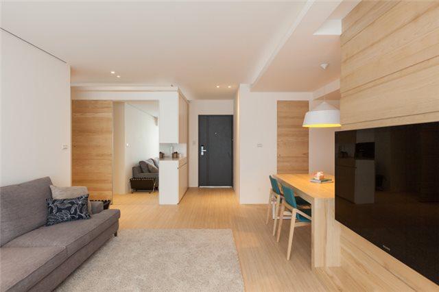 Фото квартиры - вид на прихожую
