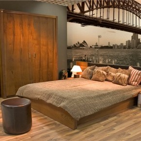 Спальни дизайн – фото 121
