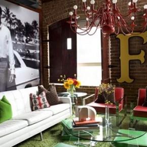 Гостиные дизайн – фото 119