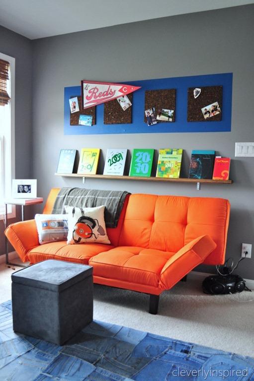 Комната для мальчика подростка фото 5
