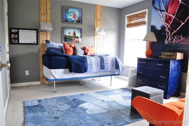 Комната для мальчика подростка фото 1