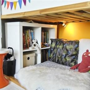 Детские комнаты – фото 144