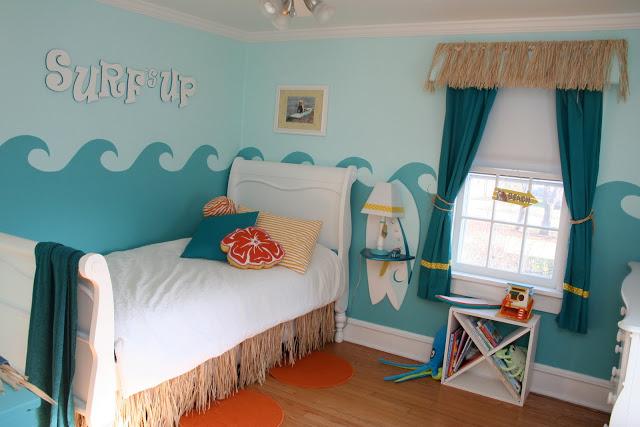 Отличный дизайн комнаты для девочки