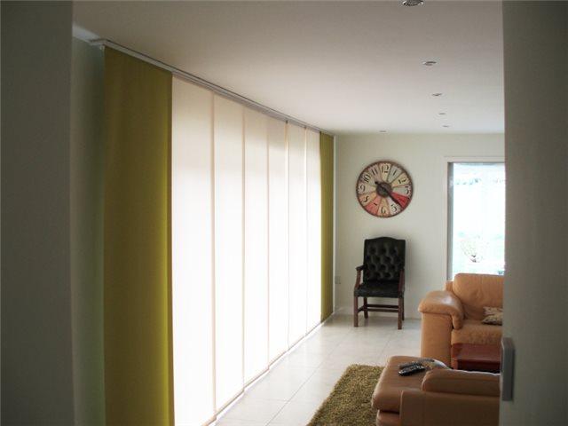 Японские панели - шторы фото 8