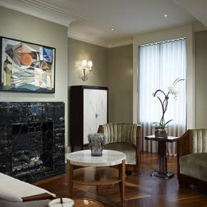 Дизайн гостиной – фото 2