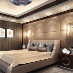 Отделка спальни – фото 4