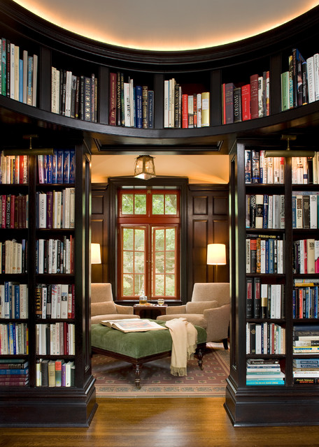 полки для библиотеки