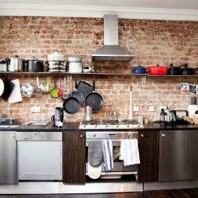 Оформление кухни – фото 106