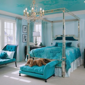 Красивые спальни – фото 43