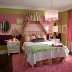 Красивая спальня – фото 40