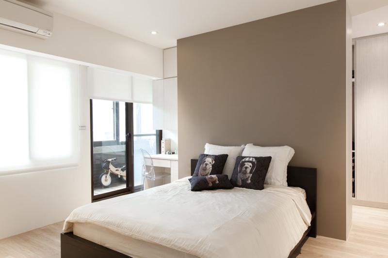 планировка квартиры - спальня для взрослых