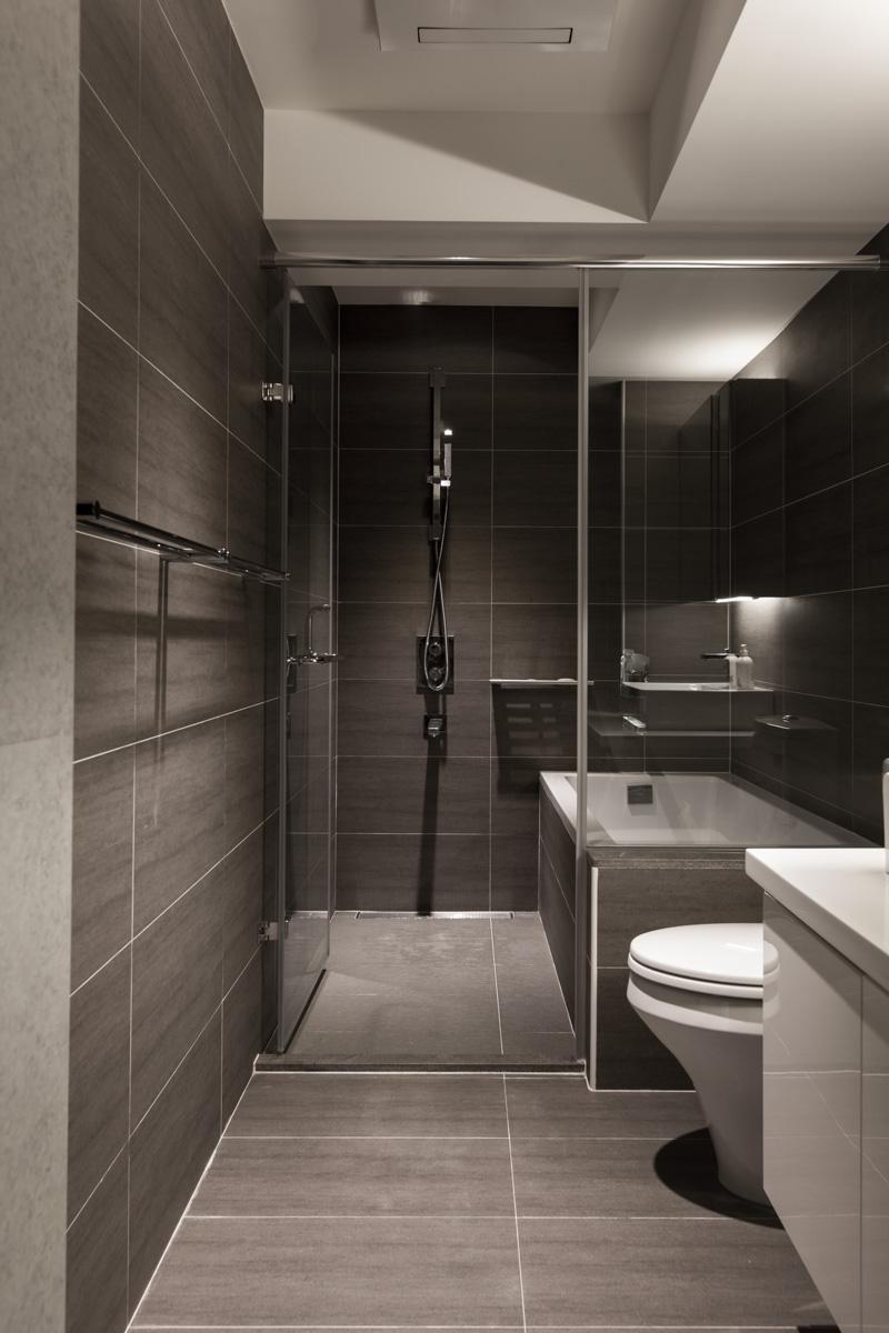 планировка квартиры - ванная