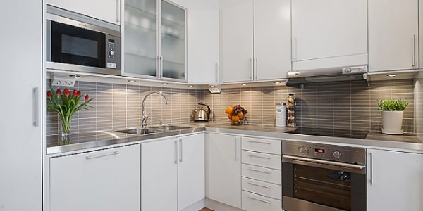 Белые кухни-1