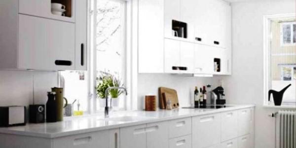 Белые кухни-5