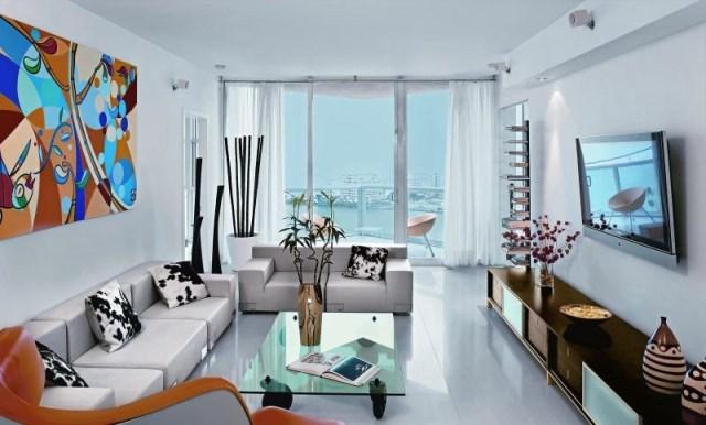 Дизайн небольшой двухкомнатной квартиры