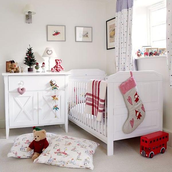 Оформление детской комнаты к Новому Году