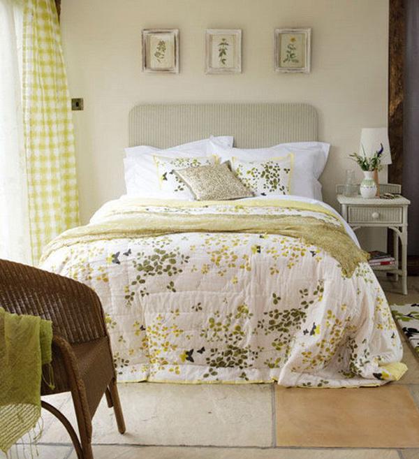 французский стиль в интерьере спальни фото 3