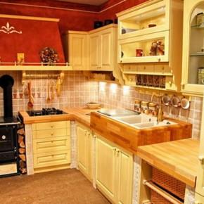 Оформление кухни – фото 806