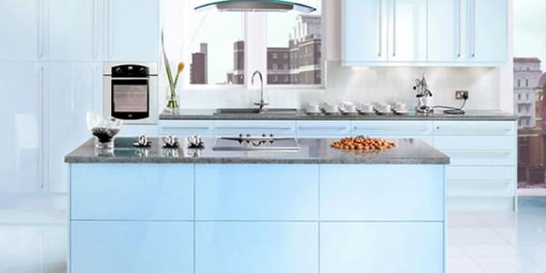 голубые кухни-10