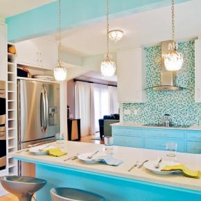 Дизайн проект кухни – фото 866