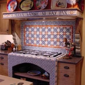Дизайн проект кухни – фото 784