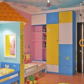 Ремонт детской комнаты – фото 855