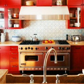 Кухня после ремонта – фото 875