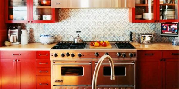 красная кухня-1