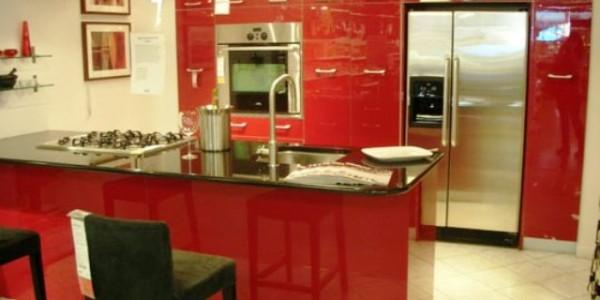 красная кухня-10