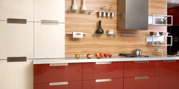 красная кухня-11