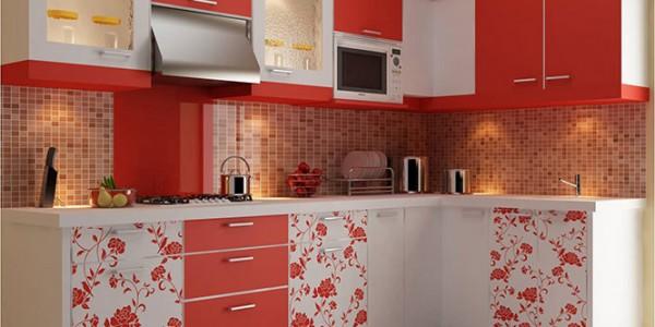 красная кухня-15