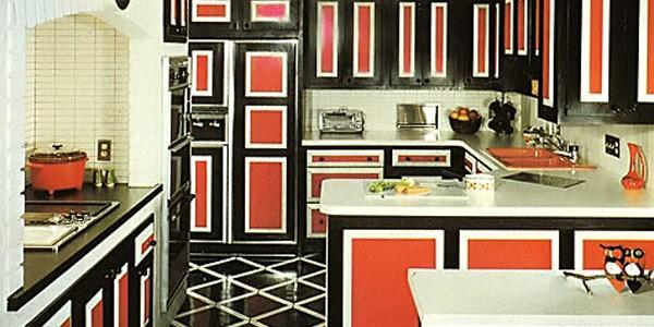 красная кухня-2