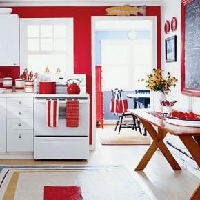 Оформление кухни – фото 877