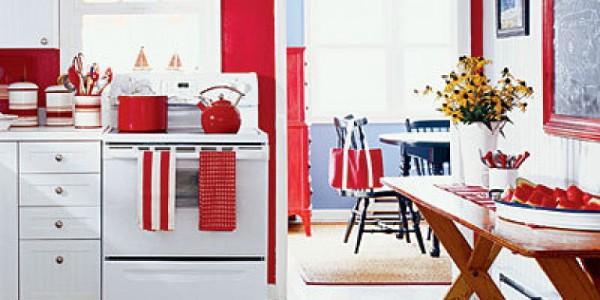 красная кухня-4