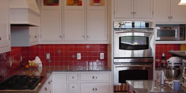 красная кухня-7
