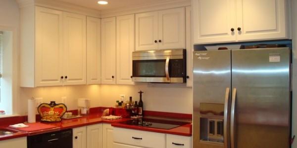 красная кухня-8