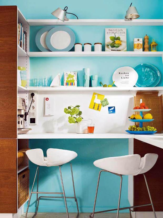 мебель на маленькую кухню