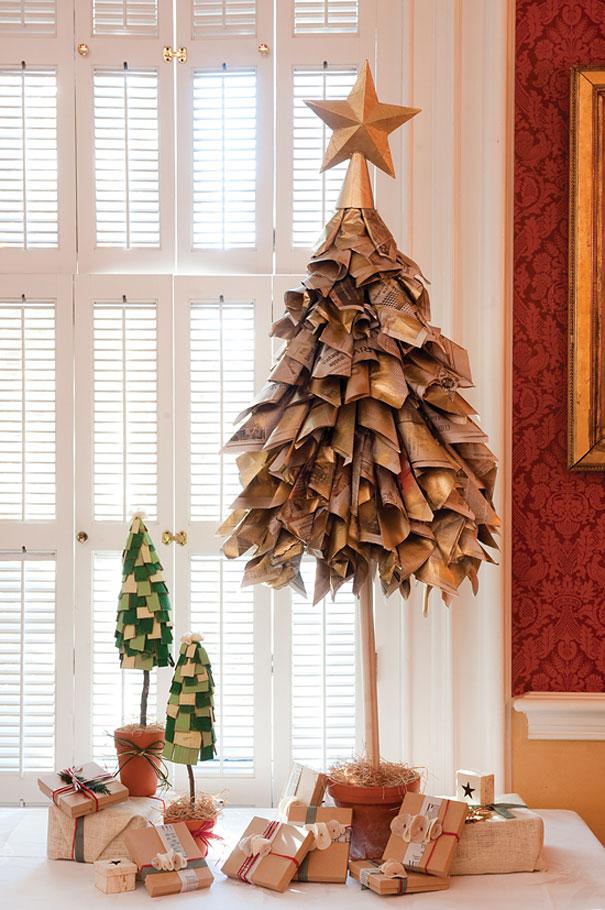 Новогодняя елка кого-то типа Мердока